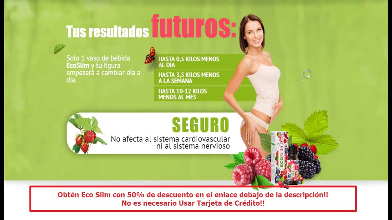 Eco slim en mercadona venden