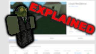 CHUCK LLOYD EXPLAINED!? | Roblox Myth