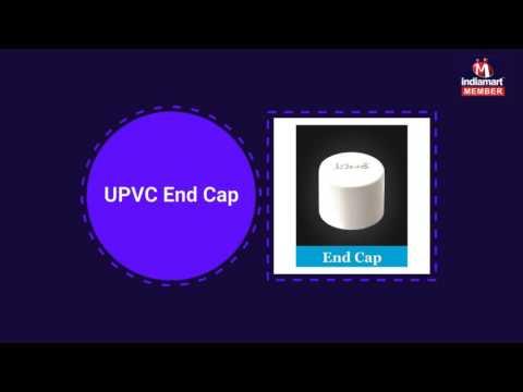 Premium Quality PVC And UPVC Pipes Fittings By Samrat Plastic Industries, Rajkot