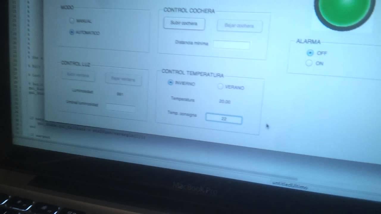 Control de temperatura en modo calefacci n en casa dom tica youtube - Temperatura ideal calefaccion casa ...