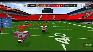 Roblox Legendary Football| Funny Momments
