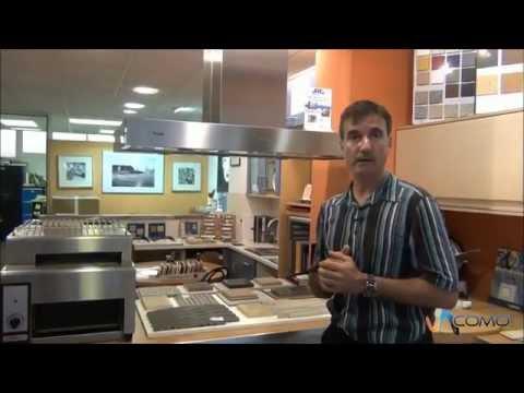 Escoger campanas de cocina reformas de casas youtube - Campanas esquineras de cocina ...