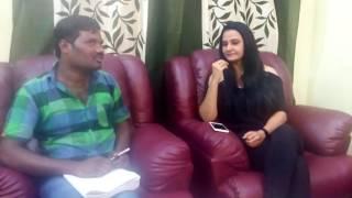 ACTRESS APOORVA FUNNY INTERVIEW