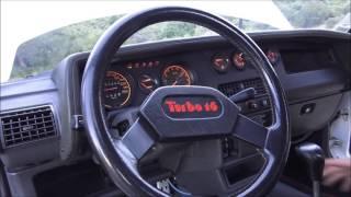 Reportage 205 turbo 16  dans passion auto sport du var