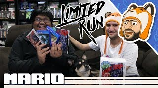 Unboxing a Limited Run Games Mega-Bundle with Lily & Sean | Night Trap, Magicka 2, Observer