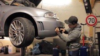 Audi RS4 Umbau