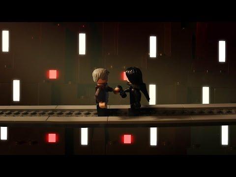 LEGO STAR WARS The Force Awakens Alternative Ending #1