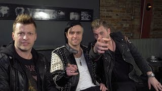 �������� ���� Three Days Grace Interview on New 'Outsider' Album, Tool Covers & Musical Inspiration ������