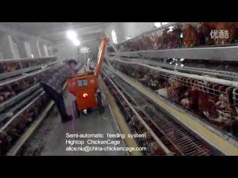 HIGHTOP® Semi-automatic feeding system