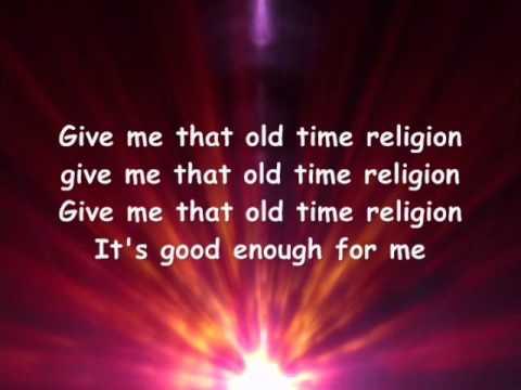 Old Time Religion - Cedarmont Kids