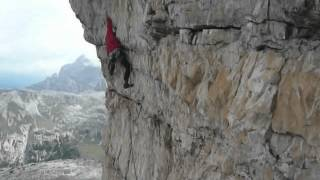 CIMA OVEST, Dolomites, Italy - Squirrel Route 7a Thumbnail
