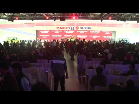 Maruti Suzuki Celerio- Launch webcast