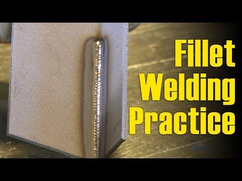 🔥 TIG Basics: Fillet Welding Practice