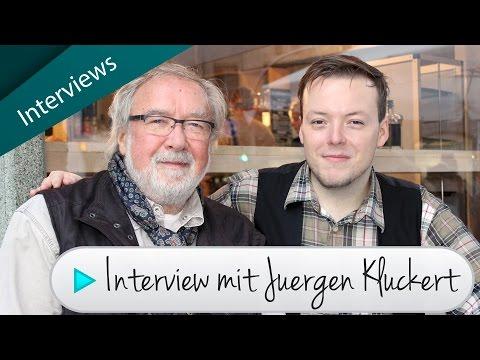 #Interviews mit #Leinwandgrößen | Jürgen Kluckert | Deutsche Stimme u.a. von Benjamin Blümchen