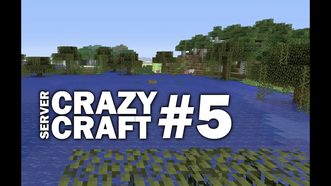 Minecraft ps4 slime station 5 crazy craft server ps3 xbox