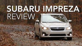 видео Subaru Impreza 2015
