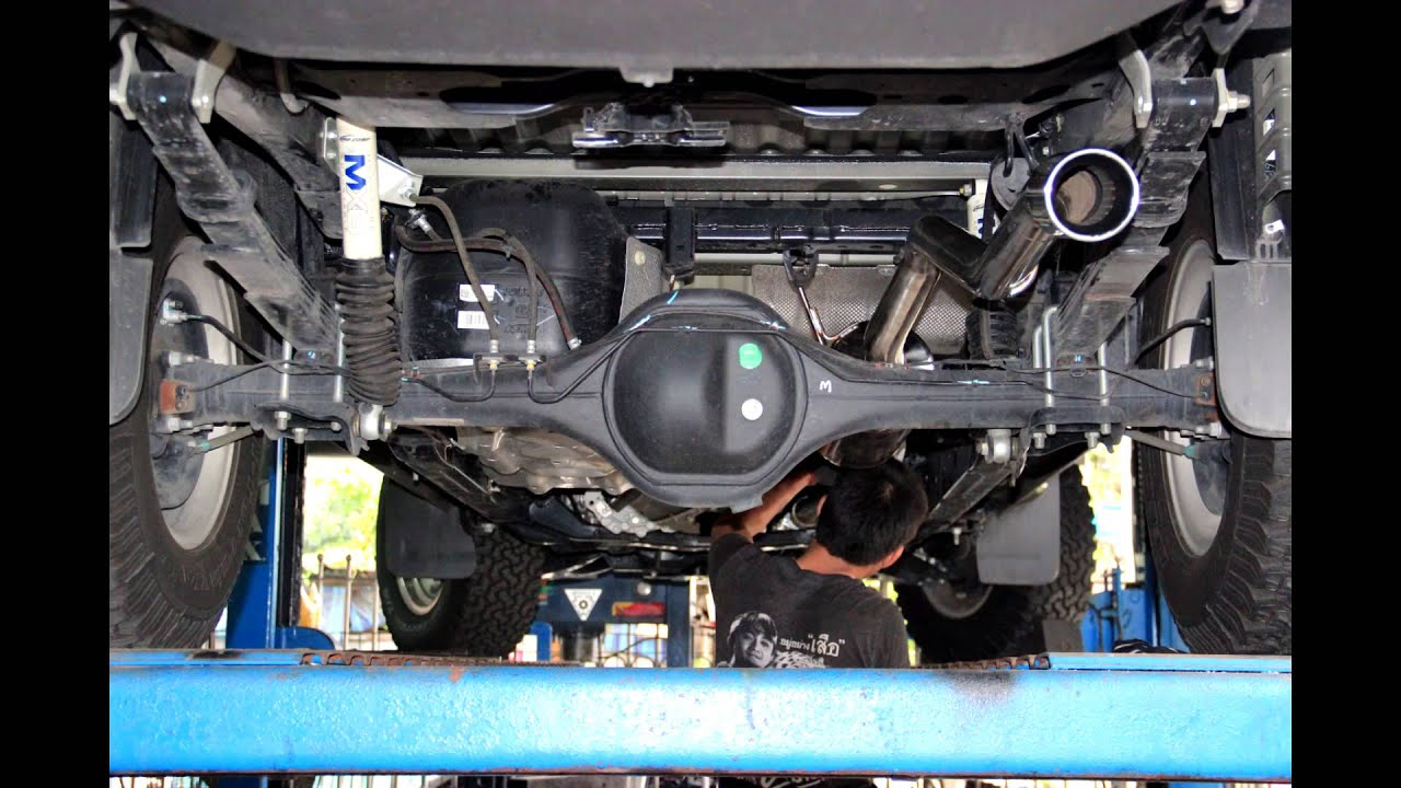 Chevrolet Colorado 2 8l Trr Full Exhaust System Youtube
