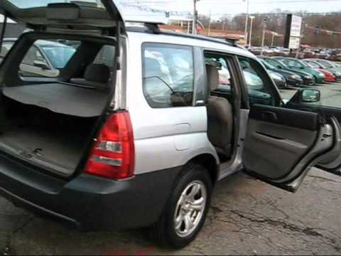 2003 subaru forester 2 5x 39 awd 39 video mehr 39 s auto youtube. Black Bedroom Furniture Sets. Home Design Ideas