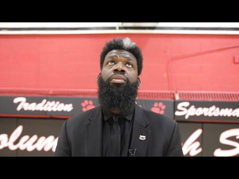 Basketball has saved this man's life