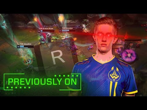 Froggen Activated! | Previously On LCS - Week 3