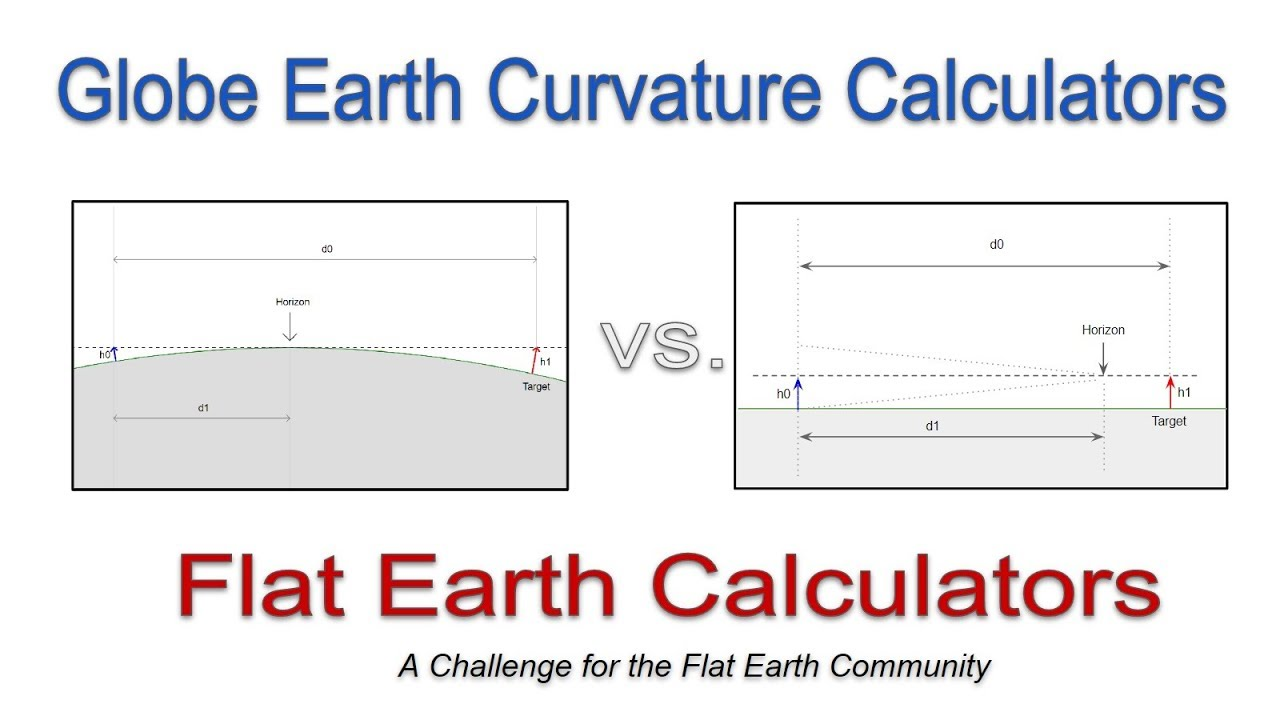 Open Call for a Flat Earth Calculator