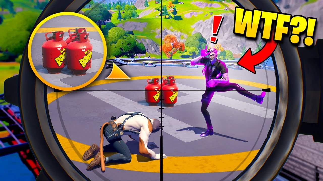 FORTNITE FAILS & Epic Wins! #144 (Fortnite Battle Royale Funny Moments)