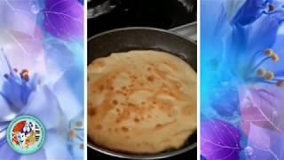 Рецепт чудесных лепешек  с сыром и картофелем