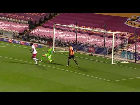Bradford Walsall Goals And Highlights