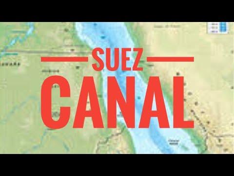 Suez Canal Information