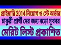 primary 2014 result, counseling, joining news update, primary stay order, primary news @NEWS INDIA