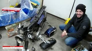Suzuki k50st или Suzuki Сolleda 50 перед восстановлением
