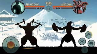 SHADOW FIGHT 2 - WIDOW