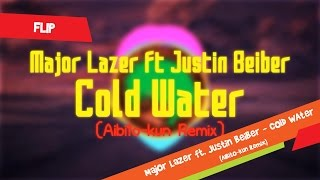 Gambar cover Major Lazer - Cold Water (feat. Justin Bieber & MØ) Instrumental (Aibito-kun Flip)