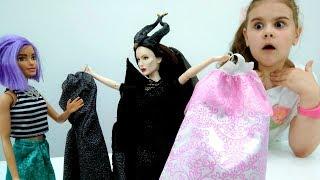 Барби в стране сказочных принцесс. Приключения Барби - Мультики для девочек