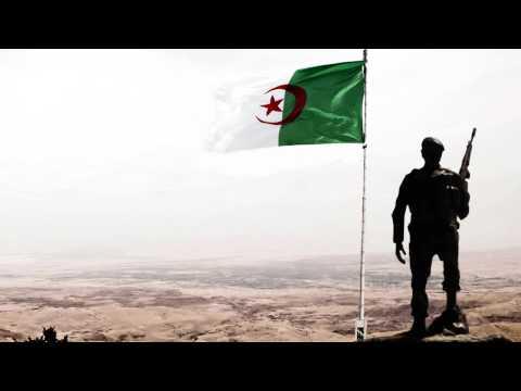 we are determined to live Algeria  // وعقدنا العزم ان تحيا الجزائر