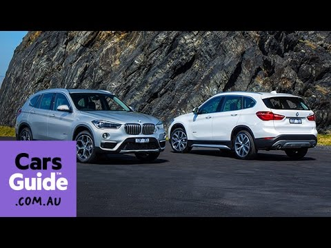 2015 BMW X1 review | first drive