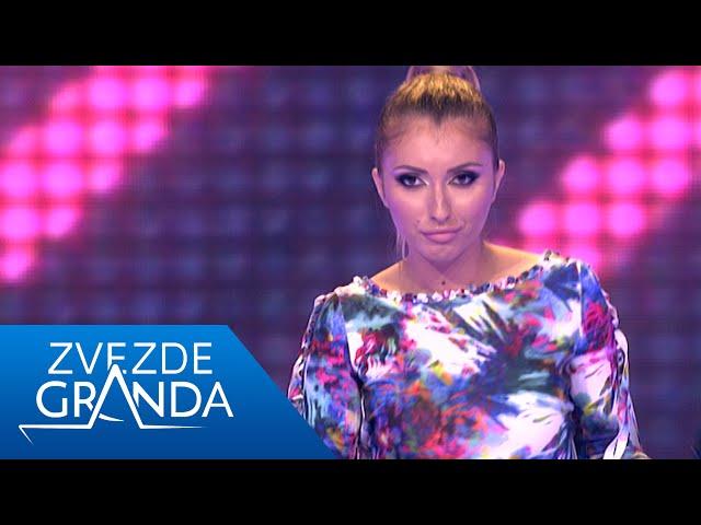 Kristina Radosavljevic - Ti muskarac, Od kad sam se... - (live) - ZG 1 krug 15/16 - 24.09.16. EM 1