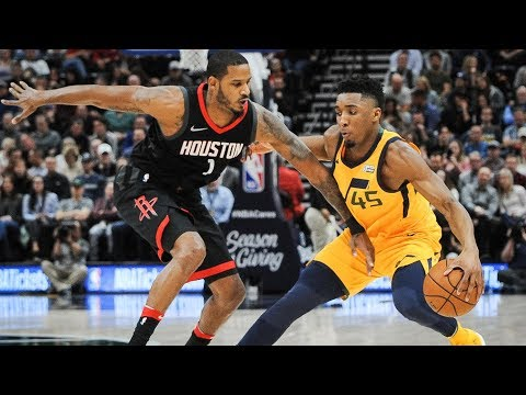 Rockets 8 Game Win Streak! James Harden 29 Pts! CP3 13 Asts! 201718 Season