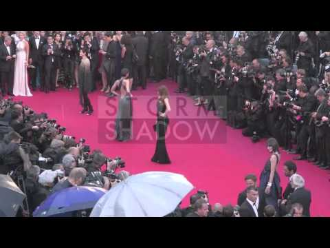 """Cannes Film Festival 2013: """"All is lost"""" Red Carpet with Jessica Chastain and more ..."""