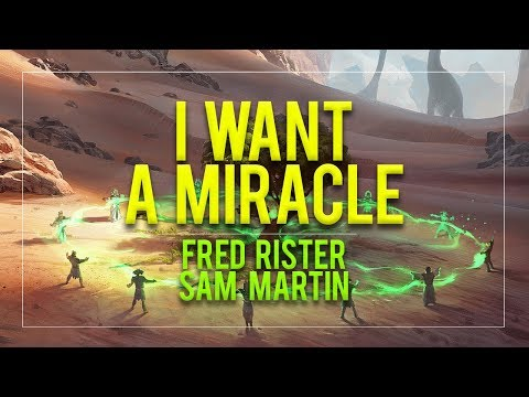 Fred Rister - I Want A Miracle  (KC Lights Remix) W/ Sam Martin & Chris Willis