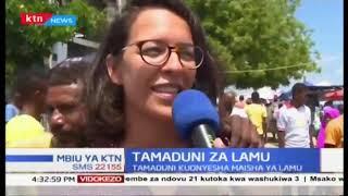 Tamasha za kuonyesha tamaduni za Lamu | KTN MBIU