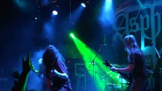Asphyx - Asphyx II (They Died As They Marched) Headbanging Enschede 2010