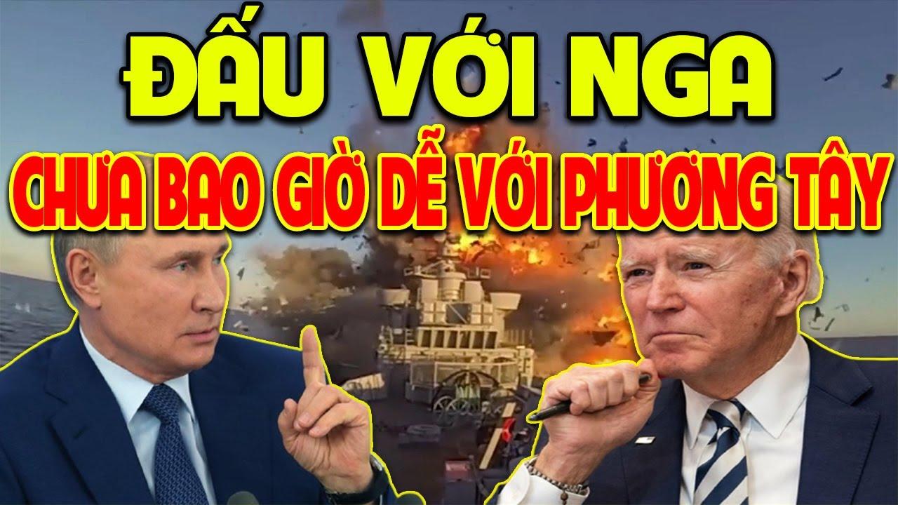 TIN NÓNG! TÀI NĂNG, SỨC MẠNH Và SỨ MỆNH Của TT Putin: Đấu Với Nga Chưa Bao Giờ Là DỄ Với Phương Tây