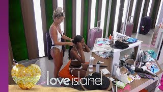 Laura and Samira Both Have the Hots for Adam | Love Island 2018