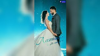 Aasman ko phir zameen se itni mohabbat ho whatsapp status | new version | love status