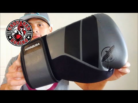Hayabusa S4 Boxing Gloves REVIEW- AS GOOD AS THE TOKUSHU'S FOR HALF THE PRICE?