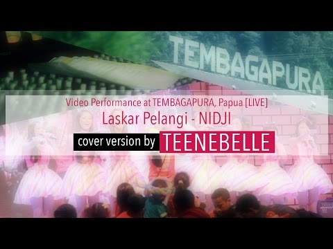 Teenebelle - Laskar Pelangi [Cover Version]
