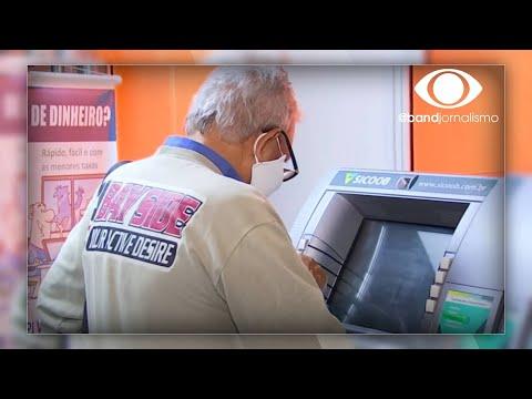 Aumenta limite para aposentado fazer empréstimo consignado
