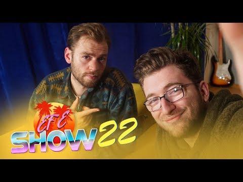 EFE SHOW #22 LOUIS STOTESBERY,3 YABANCI 1 TÜRK,SEVGİLİSİ VAR MI?,TÜRKİYE'DE YAŞAMAK,YEMEK KÜLTÜRÜ