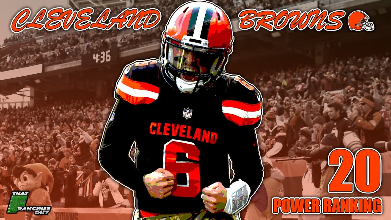 A Deep Dive Into The 2020 Cleveland Browns | Power Ranking: 20